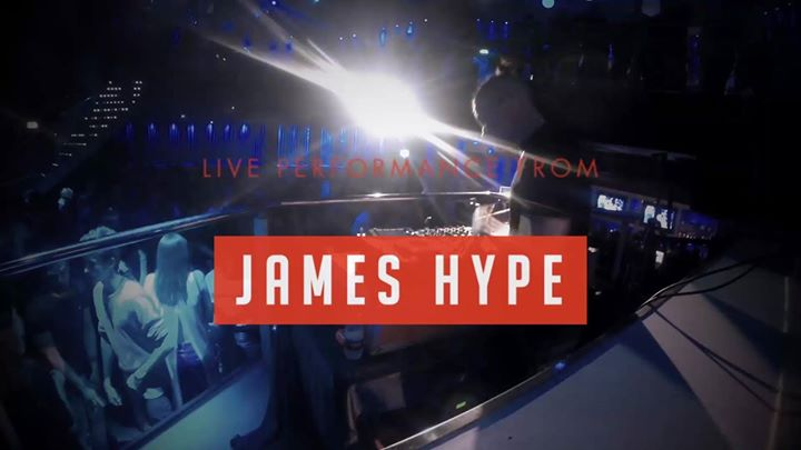 City Sound Project news : End Of Term Rave – James Hype