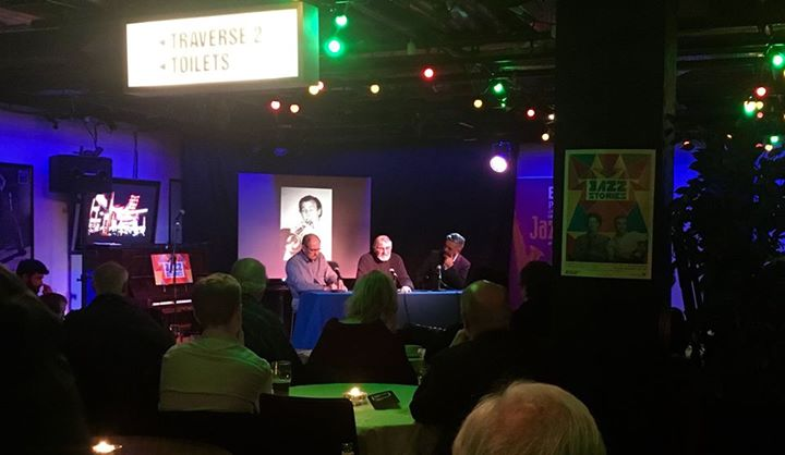It was great to attend the launch of the Scottish Jazz Archive last night at the...