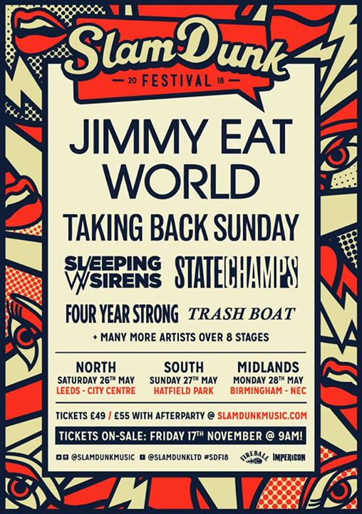 Festival Flyer Facebook news: TICKETS ON SALE NOW FROM: …