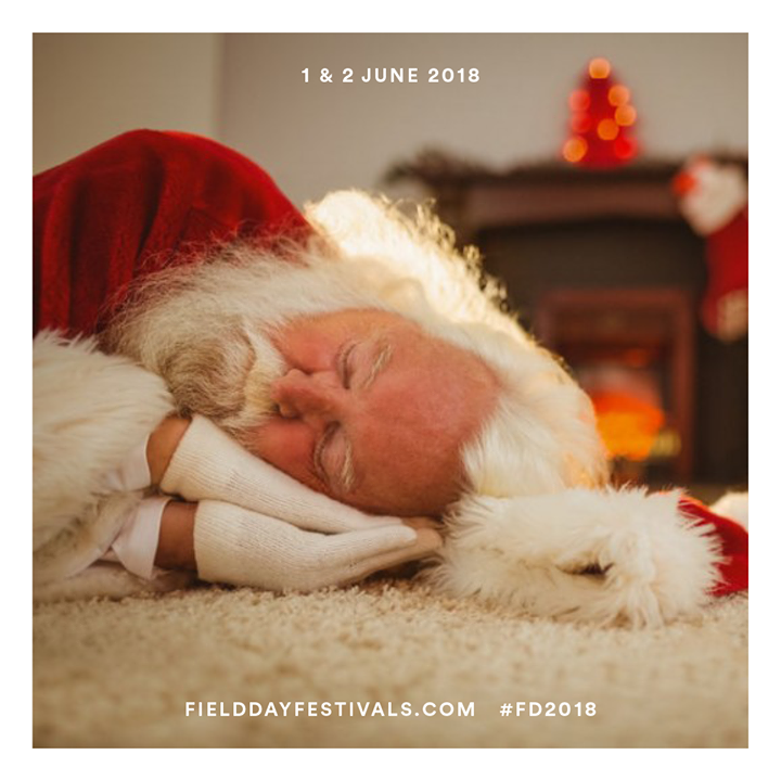 Field Day news : Merry Christmas from Field Day! …