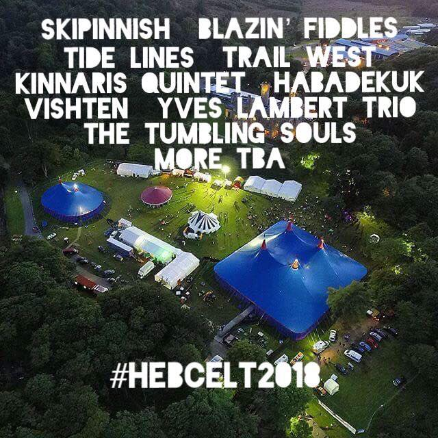 First announced artists, more to be added