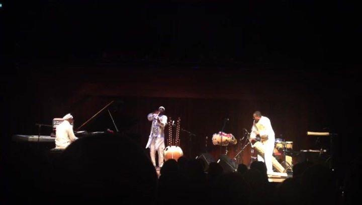 London Jazz Festival news: Omar Sosa and Seckou Keita Music bringing serious energy to Milton Court today  …