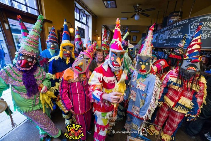 PLAYLIST: Hastings Fat Tuesday 2019
