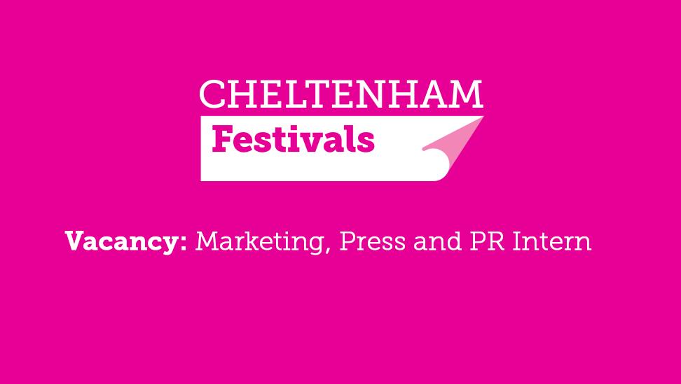 Marketing Intern - Cheltenham Festivals