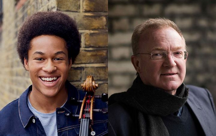 Orchestral Proms at Cheltenham Music Festival with Sir Mark Elder and The Hallé,...