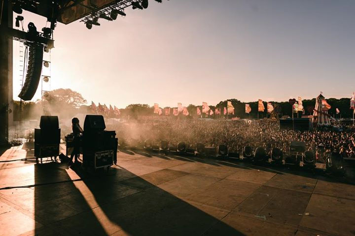 Throwback to Faithless' Sister Bliss massive Saturday sunset set on the Common S...