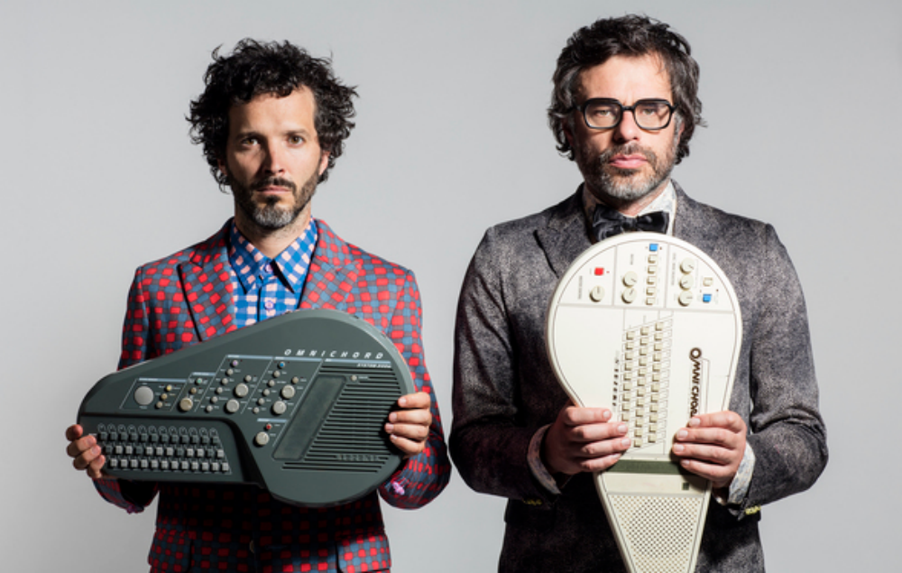 NME Festival blog: 'Flight Of The Conchords' special: More details revealed