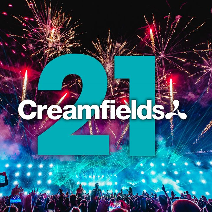 2018 is the year of  #Creamfields21… how many times have you joined us?