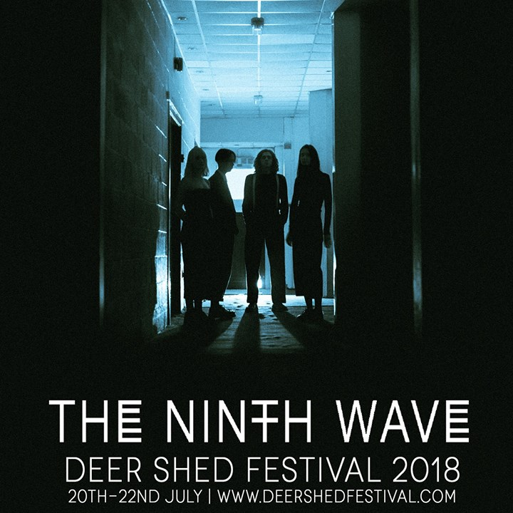 Part post-punk, part new wave synth-pop quartet, THE NINTH WAVE, the most glamor...