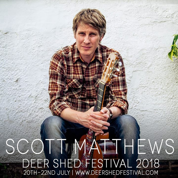 Star of bluesy acoustica Scott Matthews will showcase his deft and sensitive son...