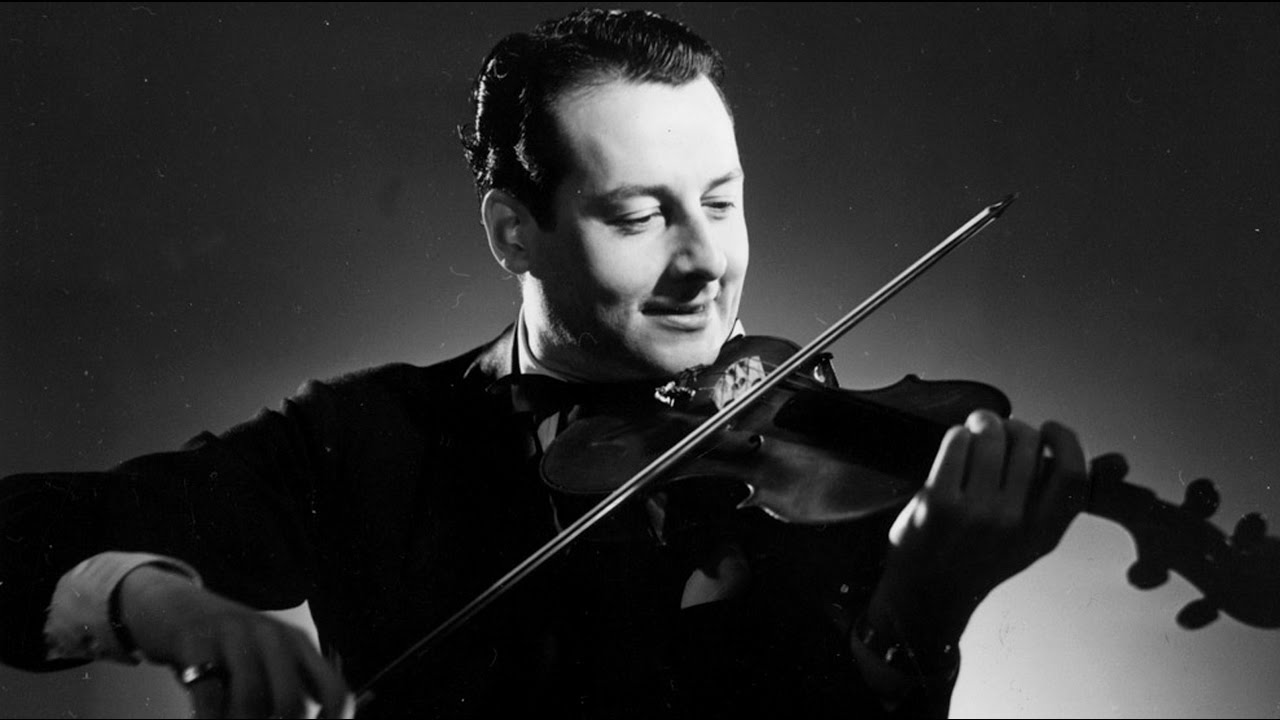 Stephane Grappelli was born this day in 1908 - here's a great collection of his ...