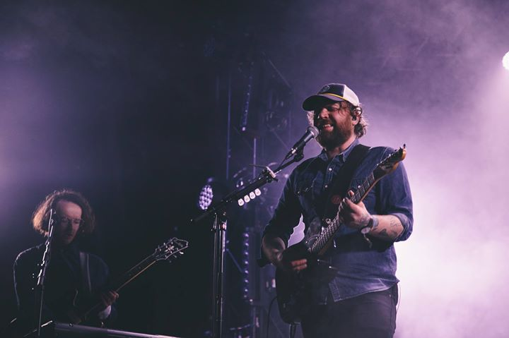 #tbt To a really special night last year as Frightened Rabbit headlined their f...