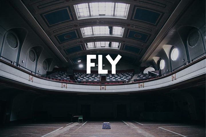 FLY Open Air news : NYE at The Old Abandoned Leith Theatre w/ secret special guest [DC10 Ibiza / Cir…