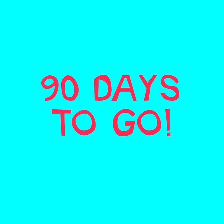 Only 90 days until we open our gates! Talking of 90... we ️ all things 1990s! Do...