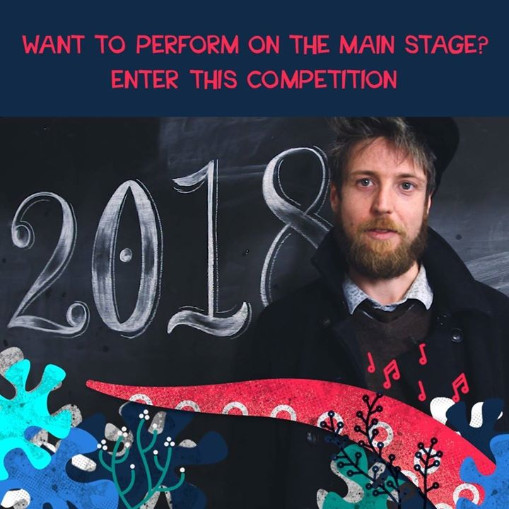 WANT TO PERFORM ON THE GRINAGOG MAIN STAGE!?  ...