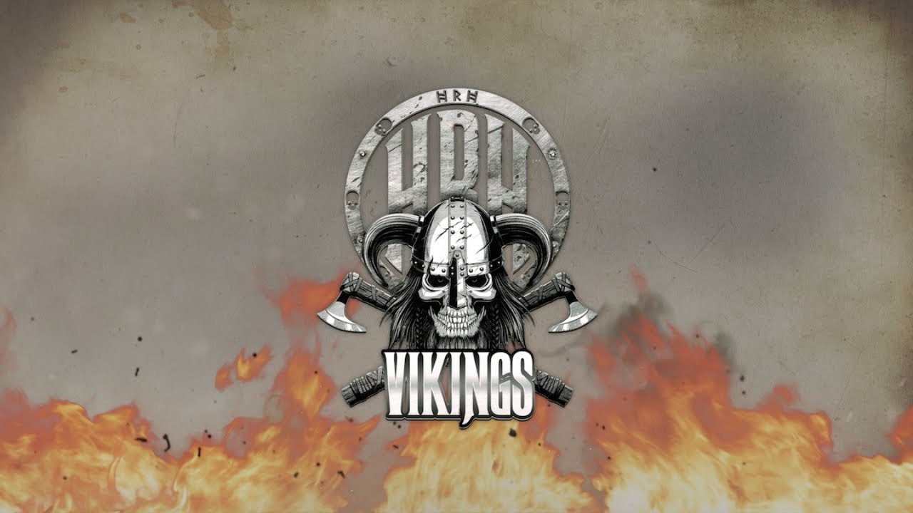 HRH Vikings 2018...