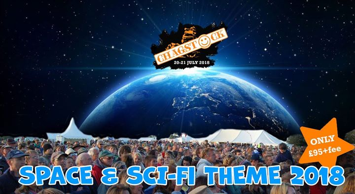 Announcing our Festival theme - SPACE & SCI-FI!...