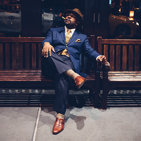 🤞 Fingers crossed for Christian McBride at the  #GRAMMYs tonight!...