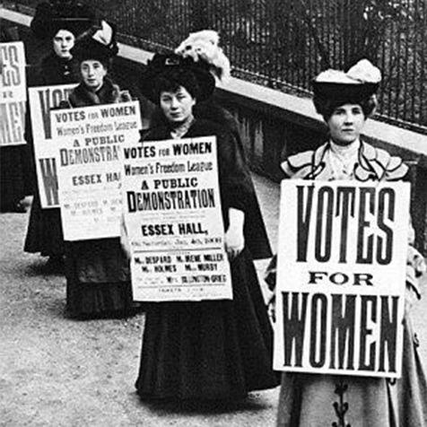 Today marks  #100years since Parliament passed The Representation of the People...