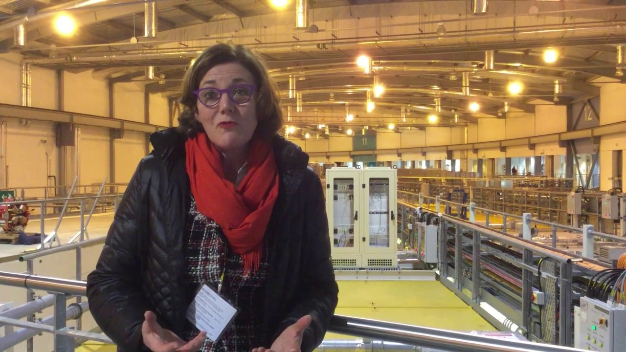 Vivienne Parry on Cheltenham Science Festival 2018 - Connected : Divided 1