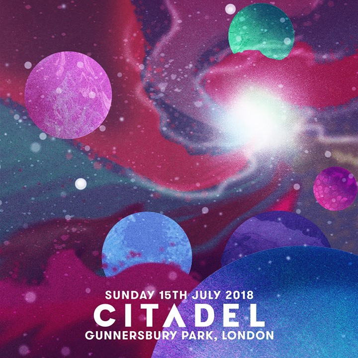 Citadel is delighted to announce that it will be taking place in West London's h...