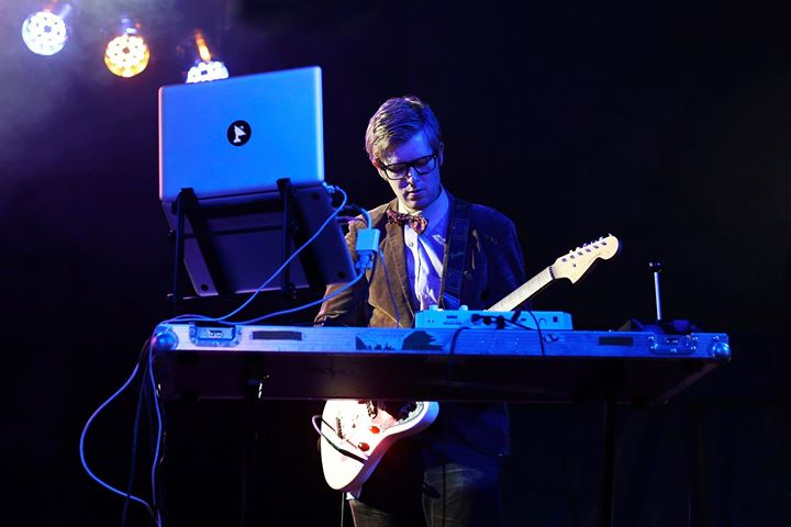 Public Service Broadcasting in the Big Top for Round 1 (Deer Shed 4 - 2013). Who...