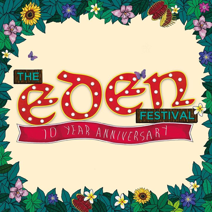 Eden Festival updated their profile picture.