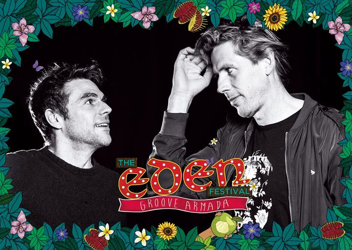 For nearly two decades Groove Armada has been established as one of the planet's...