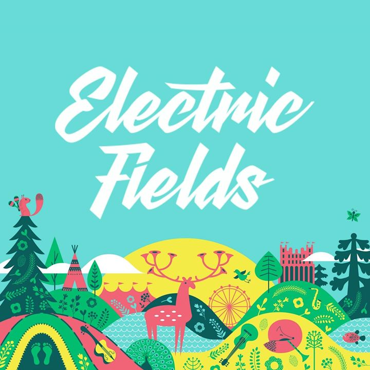 Electric Fields updated their profile picture.