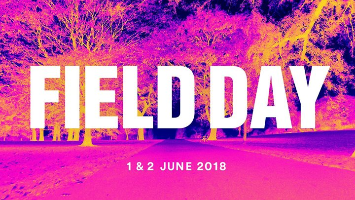 Field Day London updated their cover photo.