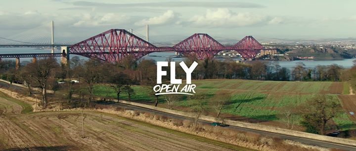 FLY OPEN AIR: SULTA SELECTS at Hopetoun House