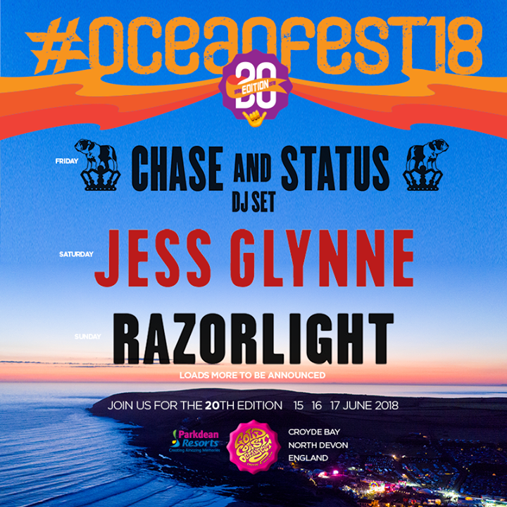We're super stoked to reveal our first wave of acts playing Oceanfest18, our 20t...