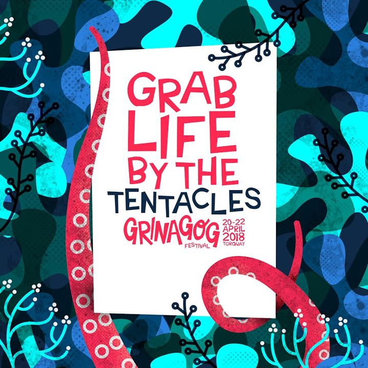 Monday Motivation courtesy of Grinagog... and if you're grabbing life by the ten...