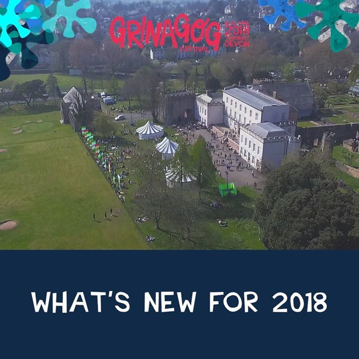 What's new for Grinagog Festival in 2018