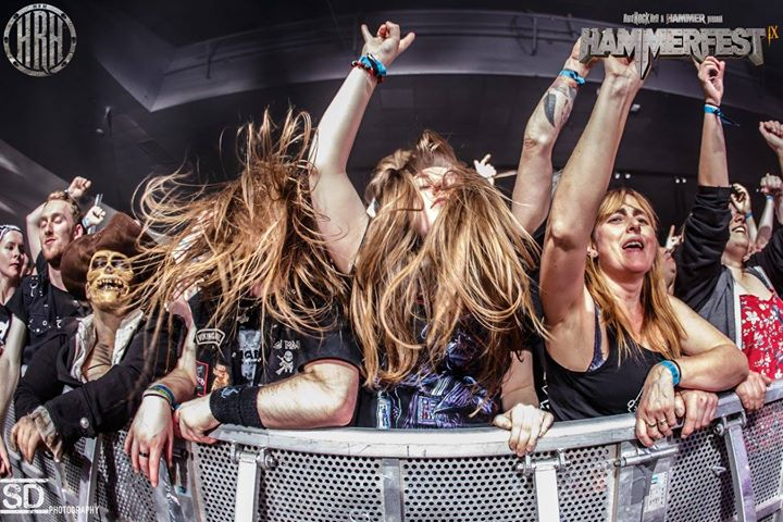 Hammerfest shared their photo.