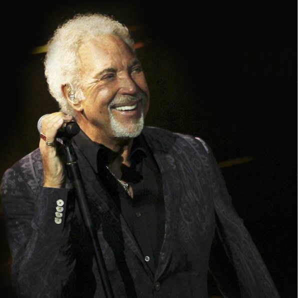 We are thrilled to be welcoming living legend Sir Tom Jones back to Hampton Cour...