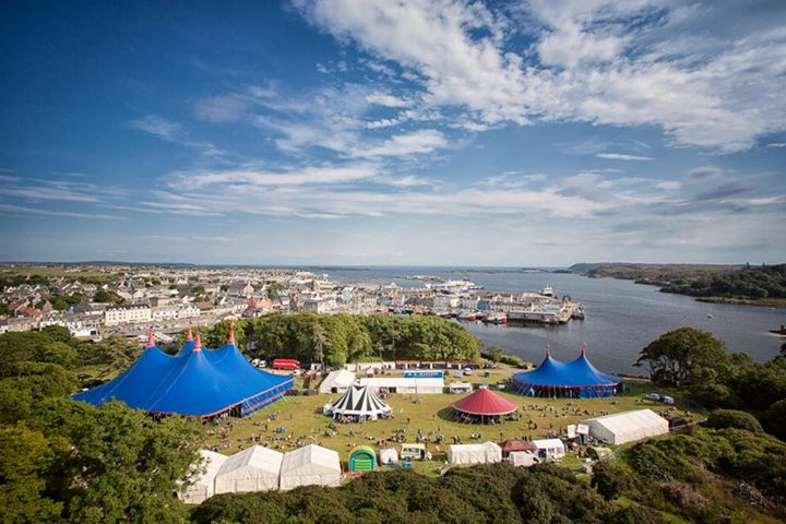 Latest blog online looking at the voluntary team behind the festival and the wid...