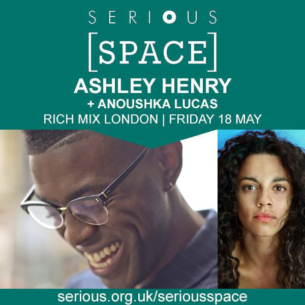 London Jazz Festival news: Anoushka Lucas to open for Ashley Henry at Rich Mix London Friday 18 May!…