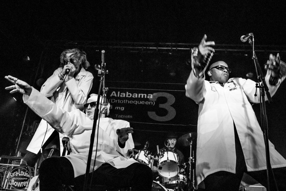 Why are Alabama 3 still able to be so good?