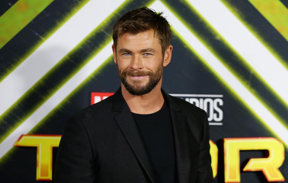 NME Festival blog: Chris Hemsworth tipped for 'Men in Black' reboot