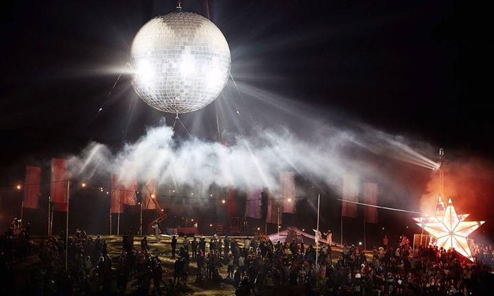 Bestival news: The World's Largest Disco Ball!