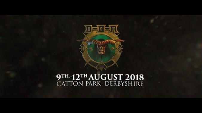 Bloodstock news: Bloodstock 2018 Trailer