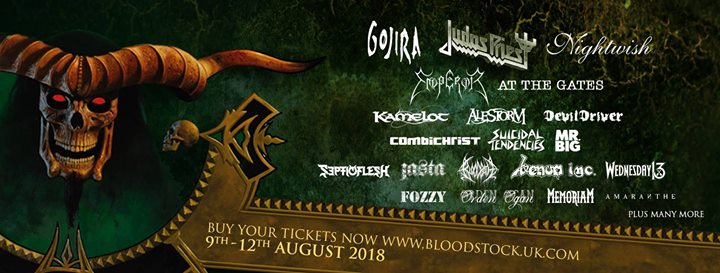 BLOODSTOCK announces CANNIBAL CORPSE, BLEED FROM WITHIN and more