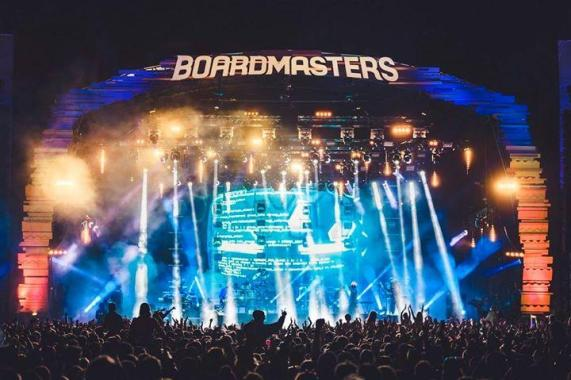 Boardmasters Festival news: As the sun rises at 07:57 on Wednesday morning, a huge wave of acts will be brea…