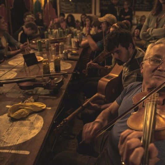 Cambridge Folk Festival news: City Sessions with Comhaltas | Cambridge Live