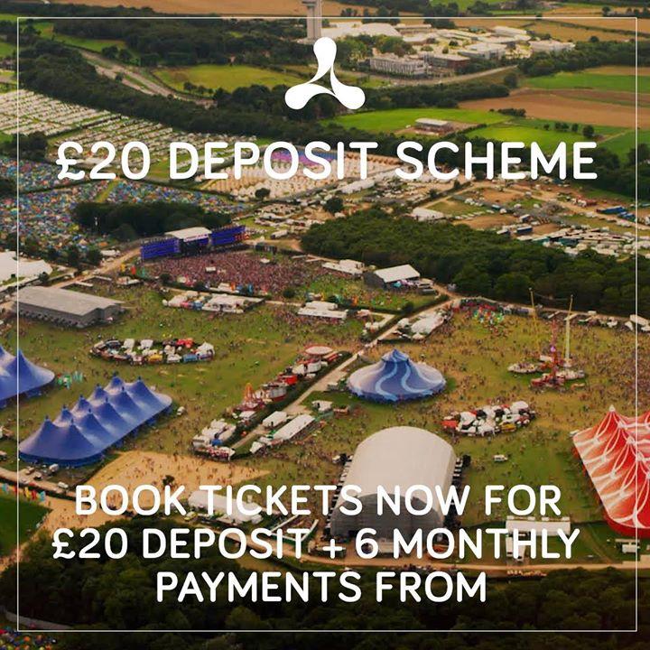£20 deposit scheme