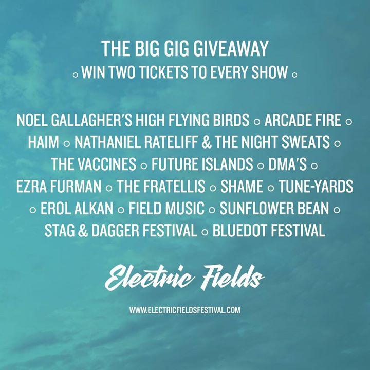 ️ The Big Gig Giveaway ️...