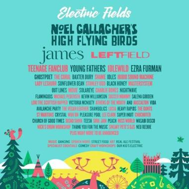 Electric Fields news : Release Two Sold Out!