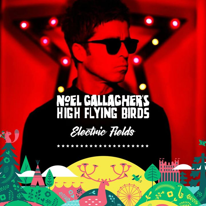 The legendary Noel Gallagher's High Flying Birds headline our 5th birthday! We t...