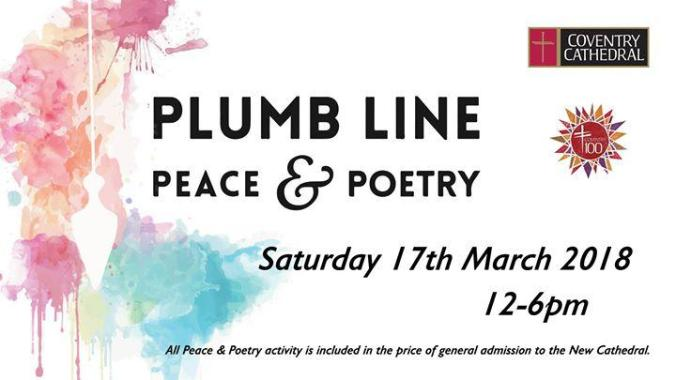Greenbelt news : Plumb Line: Peace & Poetry 2018